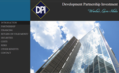 Devolopment Partnership Investment