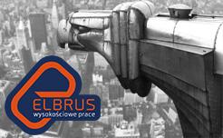 Elbrus - prace wysokościowe